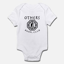Funny Dharma initiative Infant Bodysuit