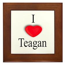 Teagan Framed Tile