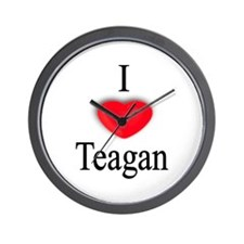 Teagan Wall Clock