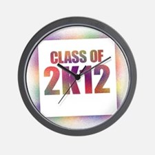 Class of 2K12 Wall Clock