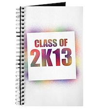 Class of 2K13 Journal