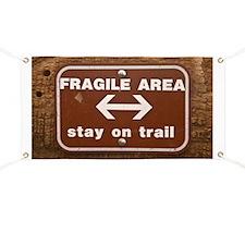 Fragile Area Banner