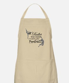 """""""If Ballet Was"""" Apron"""