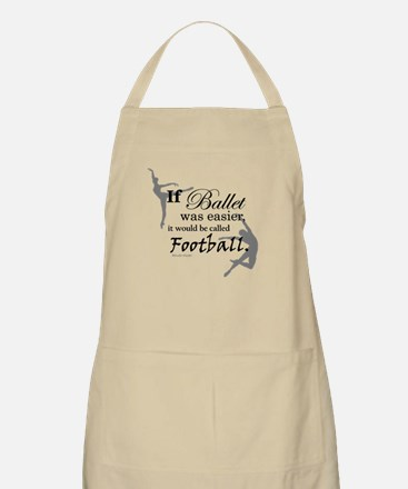 """If Ballet Was"" Apron"
