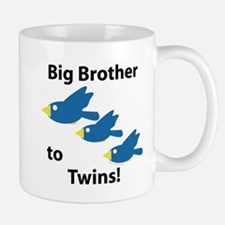 Big Brother to Twins Mug
