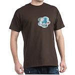 Matching Love Bird Hers Dark T-Shirt
