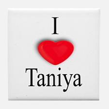 Taniya Tile Coaster