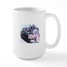 P-Stamp Mug (large)
