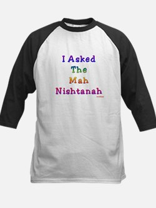 Mah Nishtanah Passover Tee