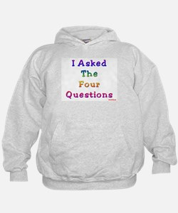 Four Questions Passover Hoodie