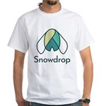 Snowdrop White T-Shirt