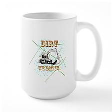 Backhoe Mug