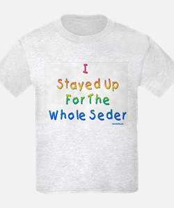 The Whole Seder Passover T-Shirt