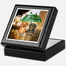 Rainy Keepsake Box