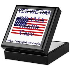 Yes we can't Keepsake Box