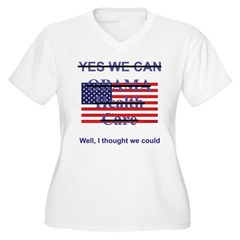 Yes we can't T-Shirt