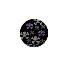 Skull'n'CrossbonesSwarmDk Mini Button (100 pack)