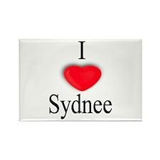 Sydnee Rectangle Magnet