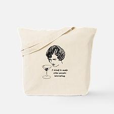 Interesting Tote Bag