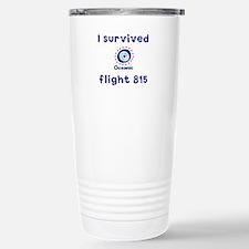 I survived Oceanic flight 815 Travel Mug