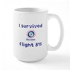 I survived Oceanic flight 815 Mug