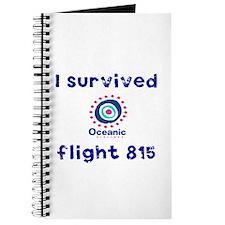 I survived Oceanic flight 815 Journal