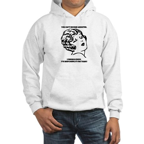 Addiction Myth Hooded Sweatshirt