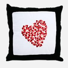 Funny Twilight valentines Throw Pillow
