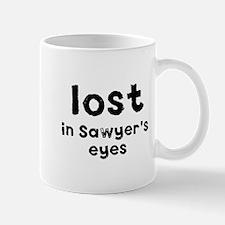 LOST in Sawyer's eyes Mug