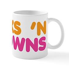 Dunks 'N Uptowns Mug