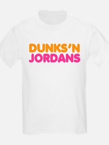 Dunks 'N Jordans T-Shirt