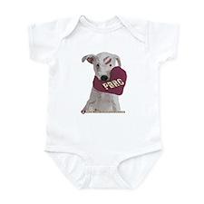 Heart of Hearts Infant Bodysuit