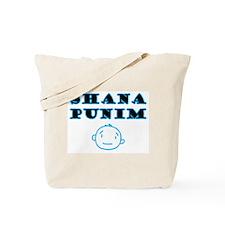 Shana Punim Tote Bag