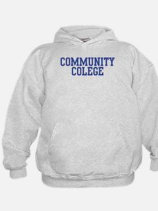 Community Colege Hoodie