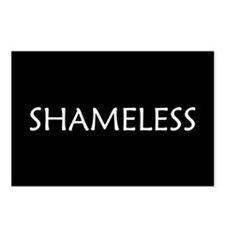Shameless Postcards (Package of 8)