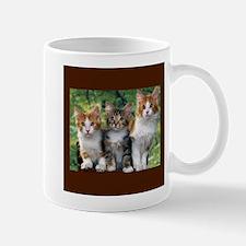 3 Cats Mug