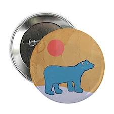 Blue Bear Button (10 pk)