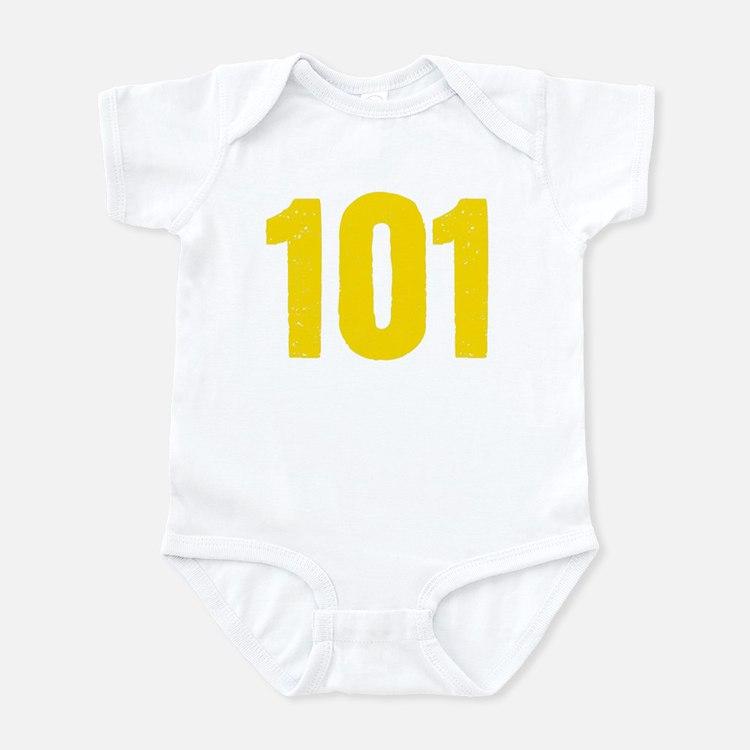 Vault 101 Infant Bodysuit