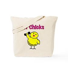 Cute Sports Tote Bag