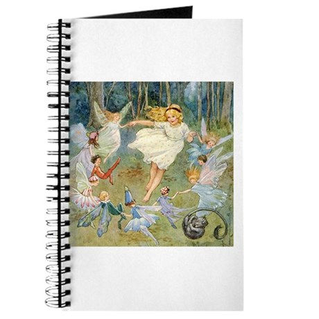 DANCING IN THE FAIRY RING Journal