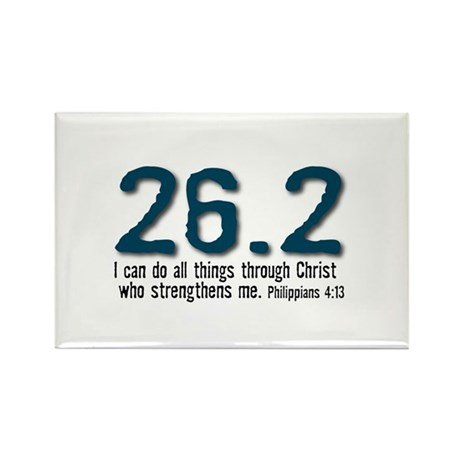 26.2 Rectangle Magnet (100 pack)