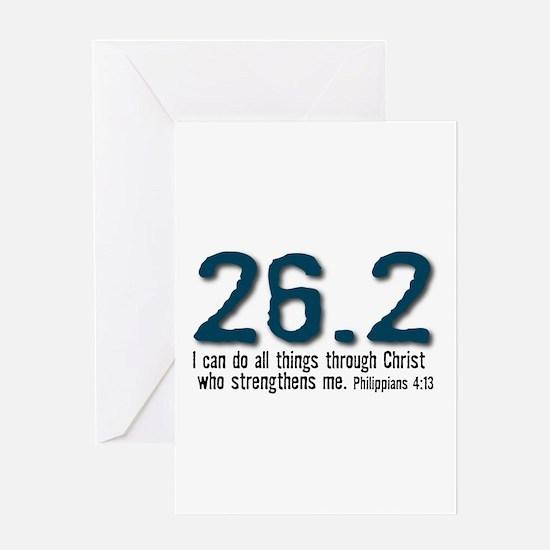 26.2 Greeting Card