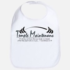 Temple Maintenance Bib