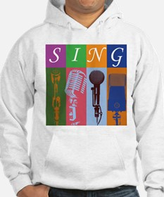 Microphones with 8 Colors and Hoodie