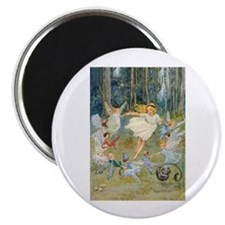 "dancing in the fairy 2.25"" Magnet (10 pack)"