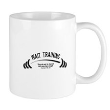 Wait Training Small Mugs