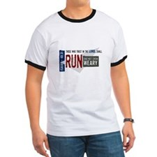 Run and not grow weary T