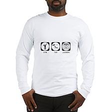 Gym Tan Laundry Long Sleeve T-Shirt