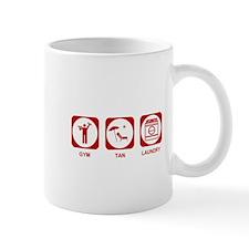 Gym Tan Laundry Mug