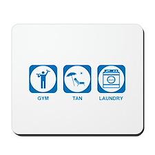 Gym Tan Laundry Mousepad